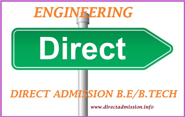 Direct Admission Btech