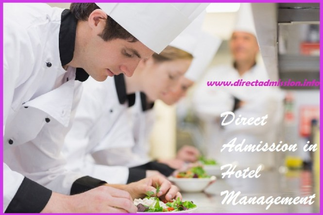 Direct admission Hotel Management Colleges