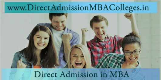 direct admission in mba colleges