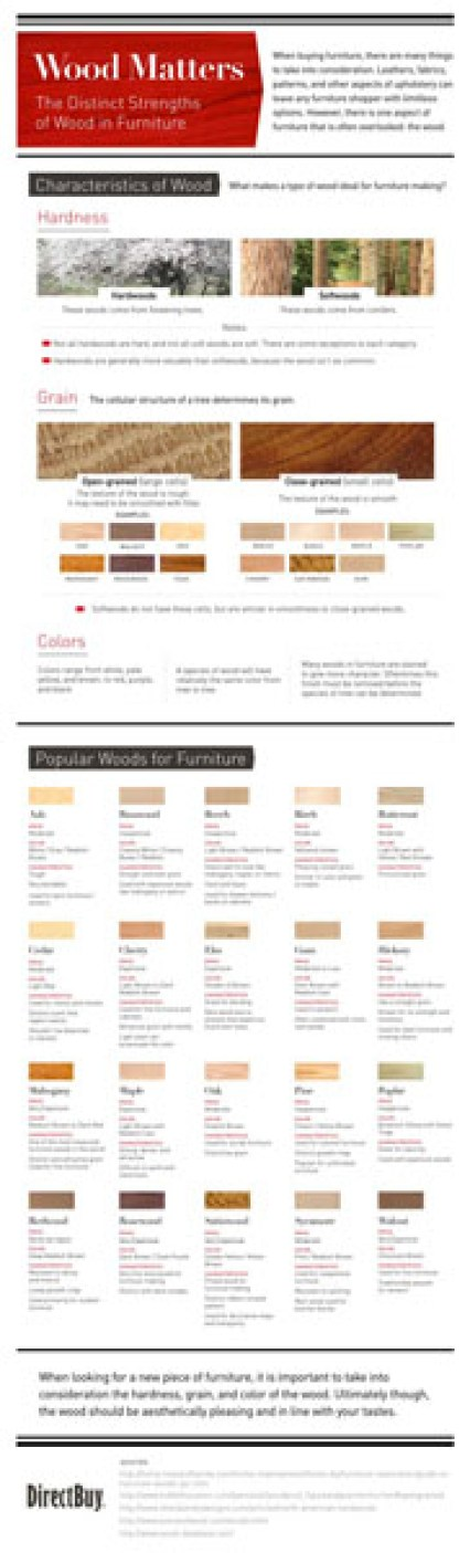 Infographic Wood Matters