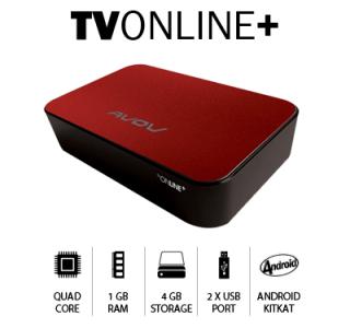 AVOV TV ONLINE+