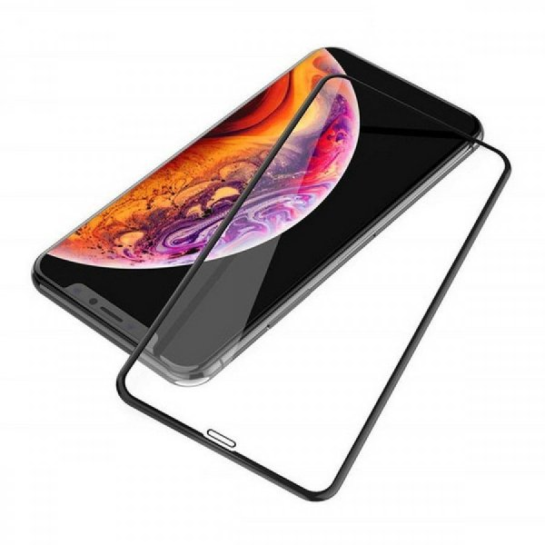 iPhone XS / X 5D Curved Tempered Glass 1