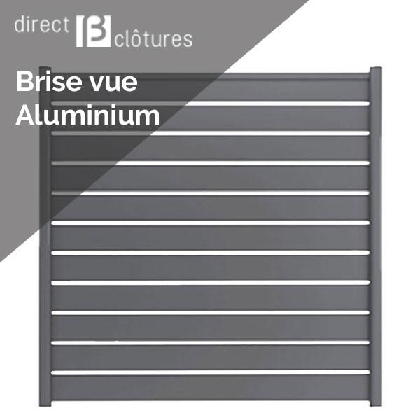 palissade aluminium silvajour