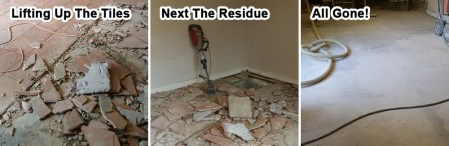 Floor Tile Removal   DCS WA page trio tile removal