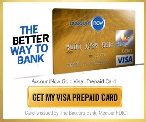 Prepaid Debit Card Direct Deposit Pay Bills Online