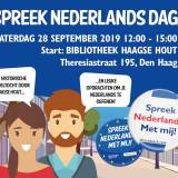 Spreek Nederlands Dag 2019: 'Rembrandt and The Golden Age'