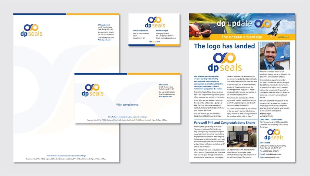 Letterheading, letter head, business cards, compliment slips, printed stationery, newsletter,
