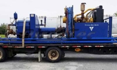 2013 Tulsa Rig Iron TT-660 TT-660