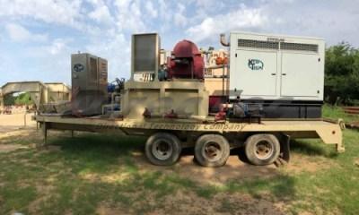 2011 Kemtron KT-1448HD Polisher KT1448HD Centrifuge