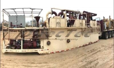 2007 Tulsa Rig Iron MCS1000 MCS-1000