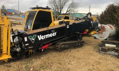 2017 Vermeer D40x55