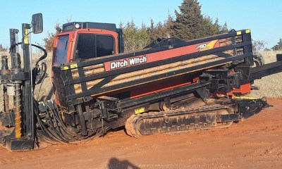 2014 Ditch WItch JT60AT