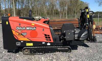 2017 Ditch Witch JT10