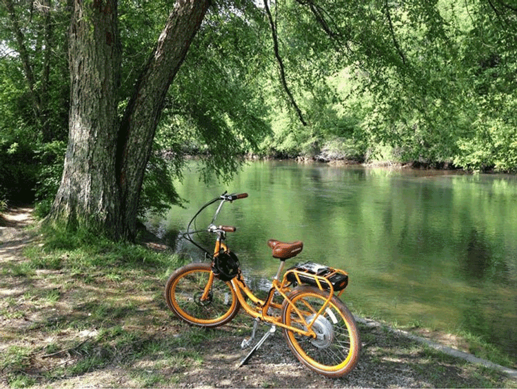 Spring Spins: See the Mountains on a Bike!