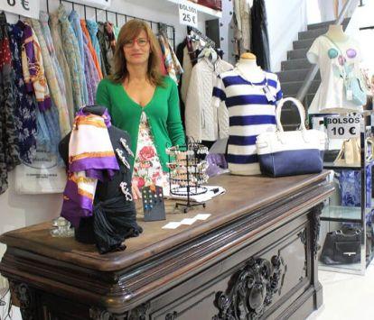 Marivi Real, gerente de Mariví Real Textil