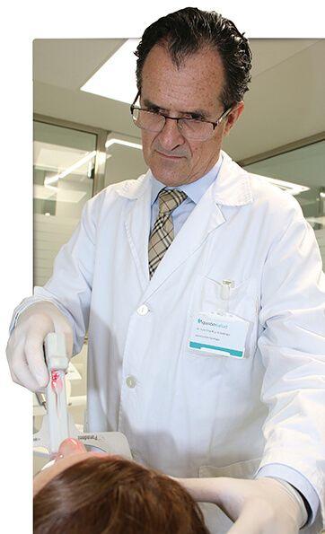 Unidad de Odontología en Quirónsalud Donostia.