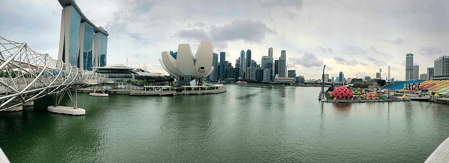 Singapur es un país que apuesta por la sostenibilidad económica.