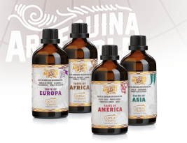 Aceites Arbequina & World