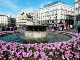 Madrid y la recepción del turista extranjero.
