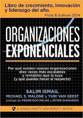 libro organizaciones exponenciales