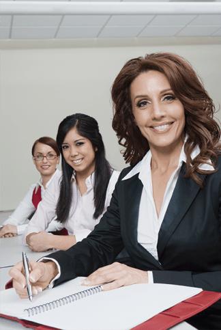 Consejeras y liderazgo de mujeres.
