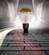 Los caminos de la innovación.