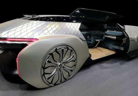 El coche del futuro estará hiperconectado.