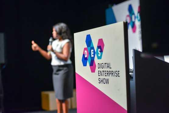 DES, Digital Enterprise Show en Ifema.