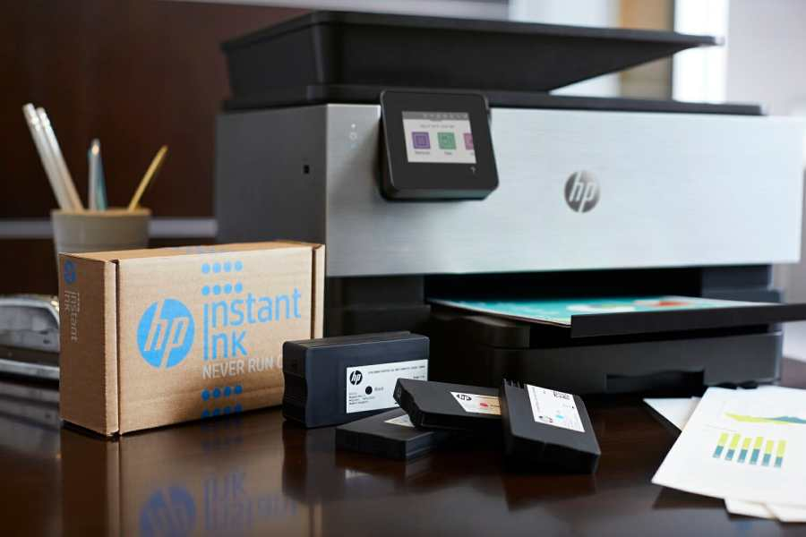 Instant Ink, el servicio de reposición de tinta automatizado de HP.
