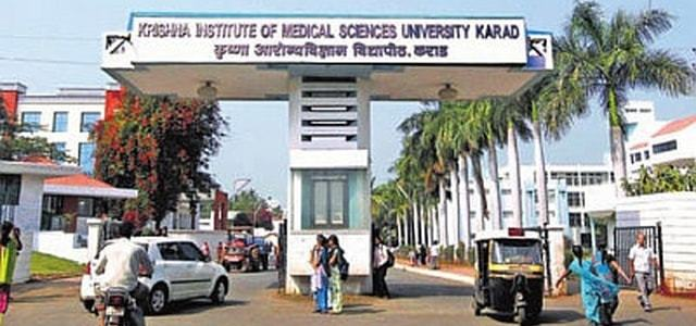 Krishna Institute of Medical Sciences University Karad AIET