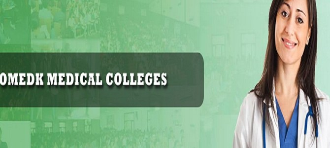 Medical And Dental Colleges Associates with COMEDK