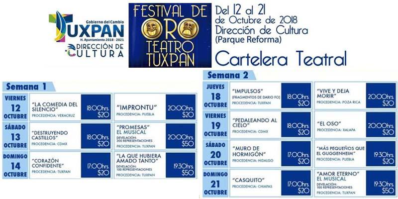 Teatro Tuxpan