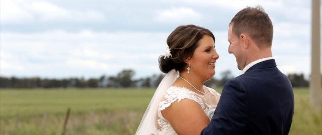 morrisions winery echuca moama wedding videography