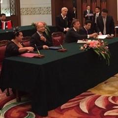 Nederland en China tekenen coproductieverdrag voor films