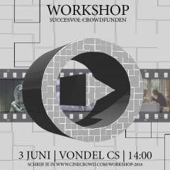 Workshop CineCrowd – 3 juni