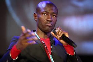 20160927 - Utrecht - Foto: Ramon Mangold/ NFF - Nationale Film Conferentie, Diversiteits Seminar door de Dutch Directors Guild (DDG). Rodney Charles (Vice president van de African Actors Association)