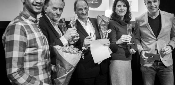 Bram Fischer, Hendrik Groen en Jungle winnen scenarioprijzen