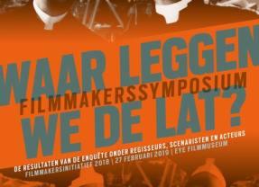 Filmmakerssymposium: Waar leggen we de lat? – woensdag 27 feb.