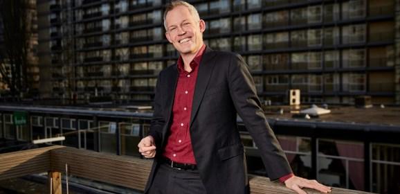 Bero Beyer wordt nieuwe directeur/bestuurder  Nederlands Filmfonds