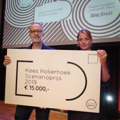 Kees Holierhoek Scenarioprijs 2019 voor FENIX