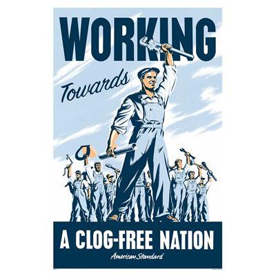 american standard clog free nation