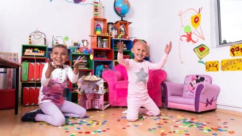 Casa de la Amistad ofrece alojamiento y servicios gratuitos para niños que reciben tratamiento contra el cáncer en la Ciudad de México. (Fotos cortesía de Casa de la Amistad)