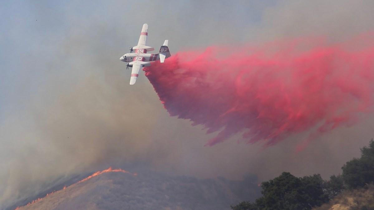 Crews Fire Destroys 2,000 Acres in Santa Clara County