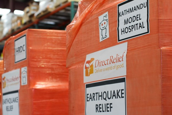 Nepal Earthquake Medical Relief