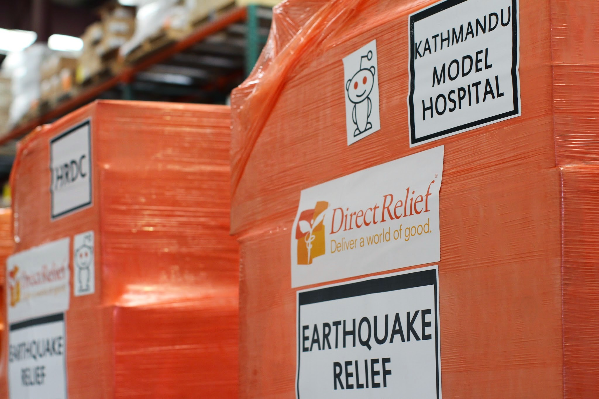 nepal earthquake 2015 | direct relief