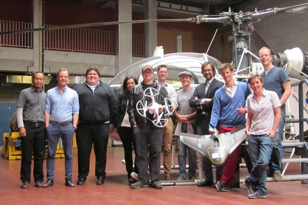 UAViators