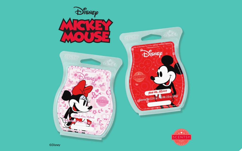 Scentsy Teams with Disney