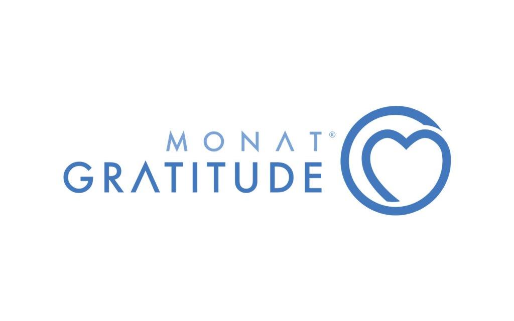 MONAT Gratitude Logo