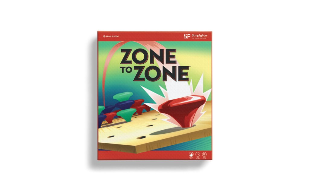 Zone to Zone from SimplyFun
