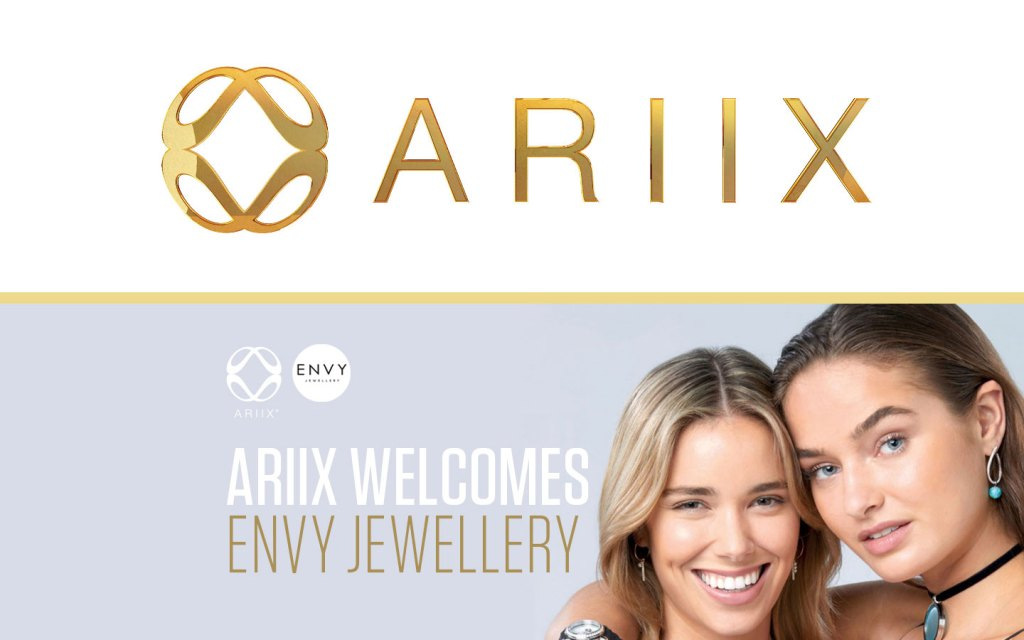 ENVY Jewellery Acquired by ARIIX